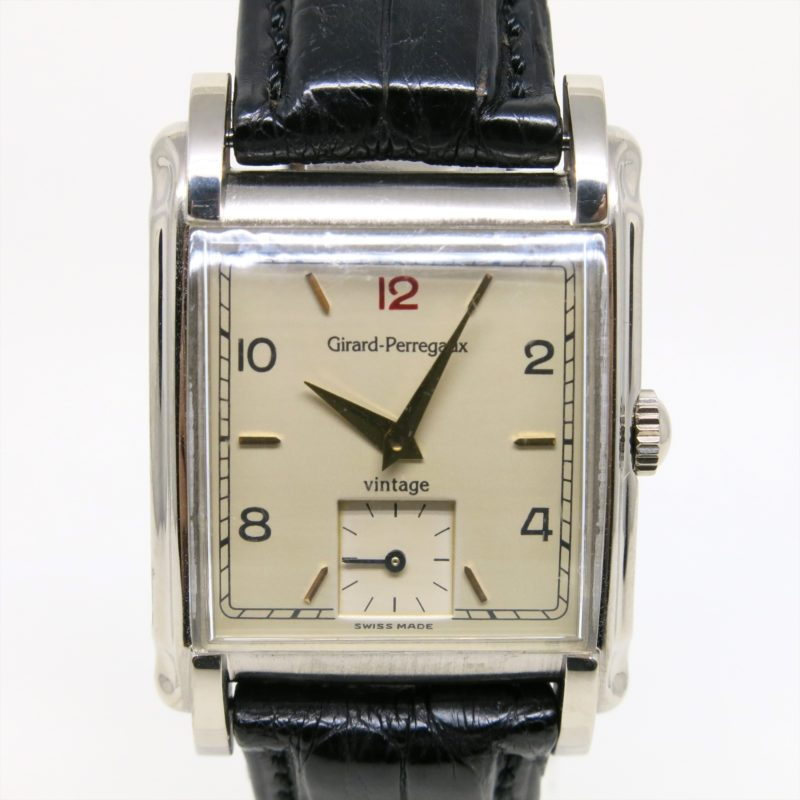 ヴィンテージ1994 ホワイトゴールド 203周年モデル Ref,2550
