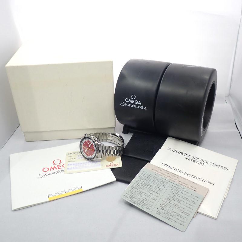 スピードマスター レーシング ミハエル シューマッハ 3510.61 限定モデル