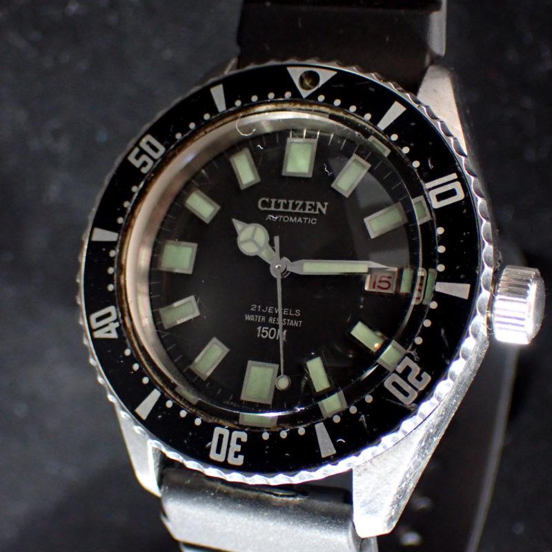 チャレンジダイバー 150mダイバー 1978年 4-820789Y(220DV-C82SS)